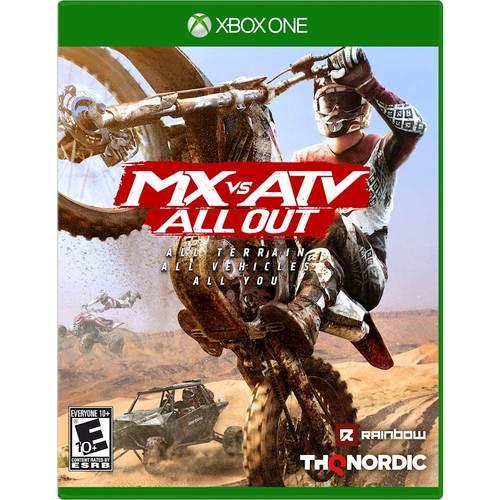 MX vs ATV All Out - Xbox...