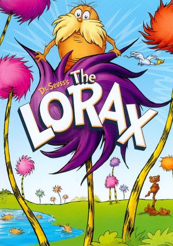 Dr. Seuss's The Lorax [DVD] [1972] 6118391