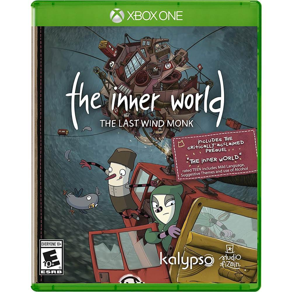Inner World: The Last Wind Monk – Xbox One