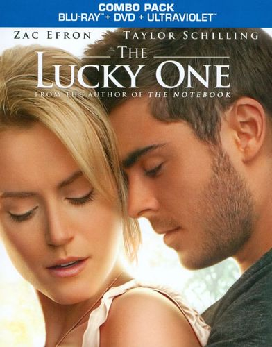 The Lucky One [2 Discs] [Includes Digital Copy] [UltraViolet] [Blu-ray/DVD] [2012] 6120095