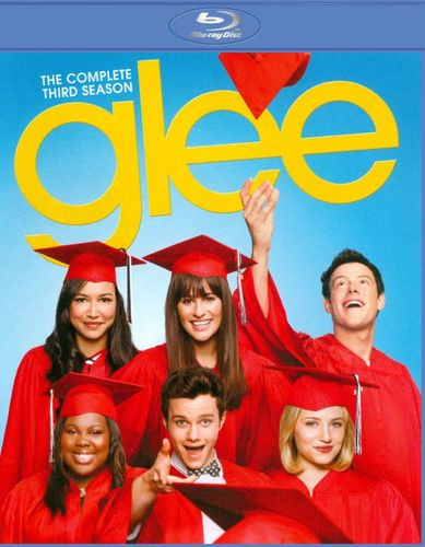 Glee: The Complete Third Season [4 Discs] [Blu-ray] 6120129