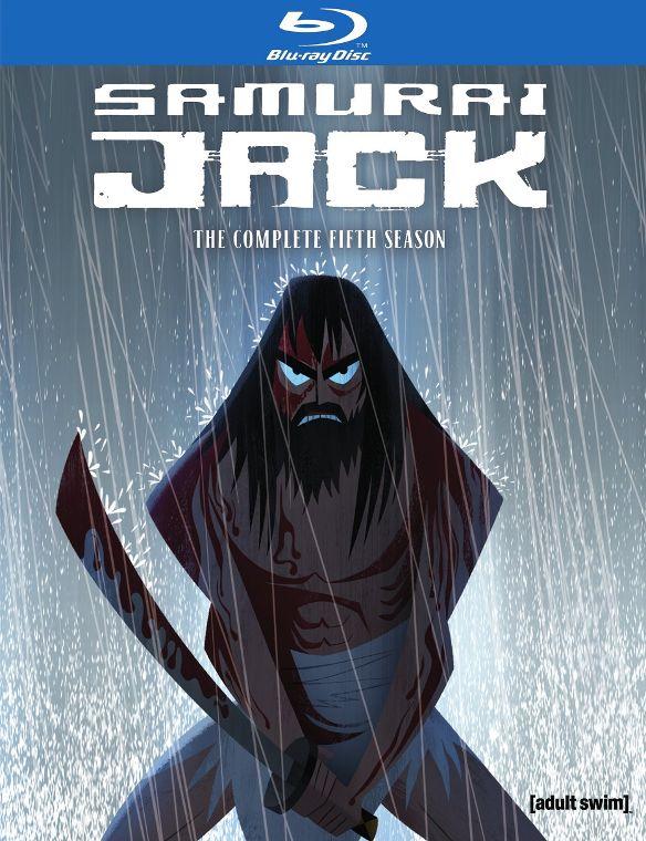 Samurai Jack: Season 5 [Blu-ray] 6120804