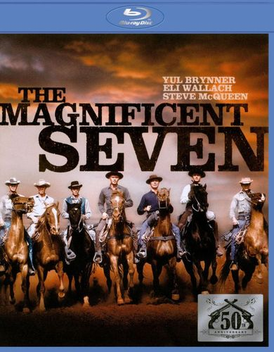 The Magnificent Seven [Blu-ray] [1960] 6121164
