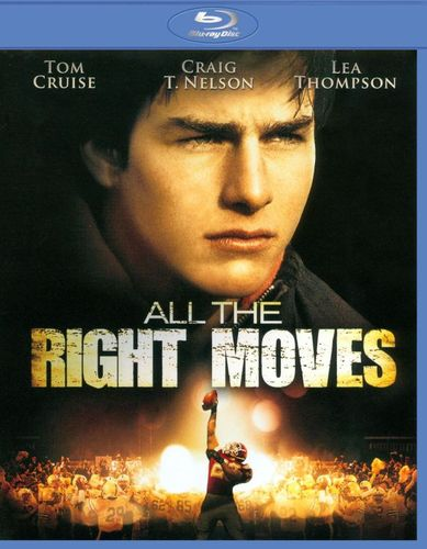 All the Right Moves [Blu-ray] [1983] 6121173