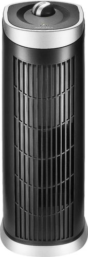 Insignia™ - Tower Air Purifier - Black