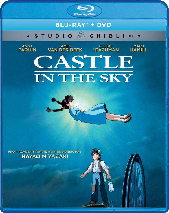 Castle in the Sky [Blu-ray/DVD] [2 Discs] [1986] 6121833