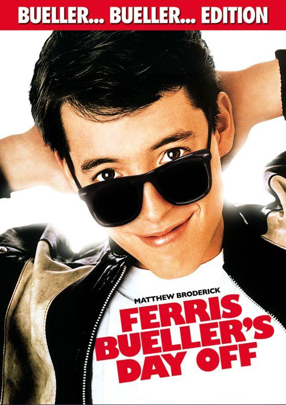 Ferris Bueller's Day Off [DVD] [1986] 6122909