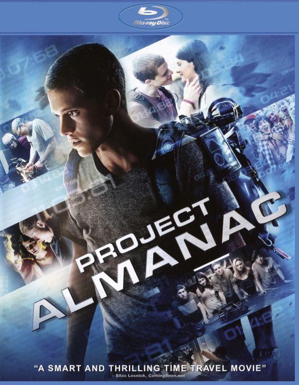 Project Almanac [Blu-ray] [2015] 6122911