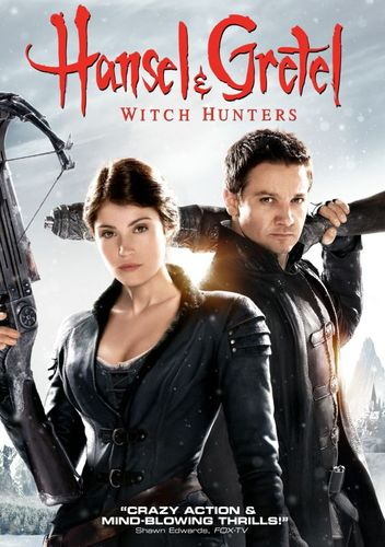 Hansel & Gretel: Witch Hunters [DVD] [2013] 6122913