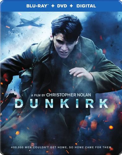 Dunkirk [SteelBook] [Blu-ray/DVD] [Only @ Best Buy] [2017] 6123631