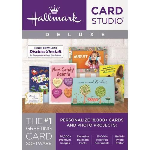 Hallmark Card Studio...