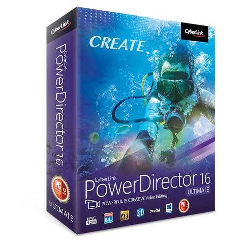 PowerDirector 16 Ultimate...