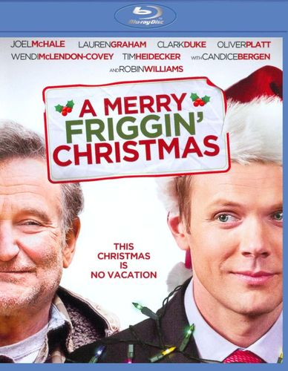 Merry Friggin' Christmas [Blu-ray] [2014] 6128101