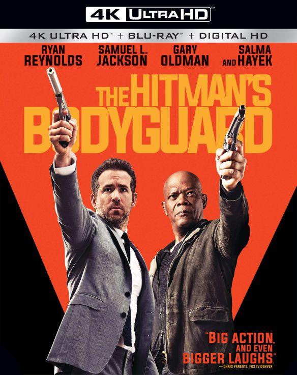 The Hitman's Bodyguard [4K Ultra HD Blu-ray] [2 Discs] [2017] 6128208
