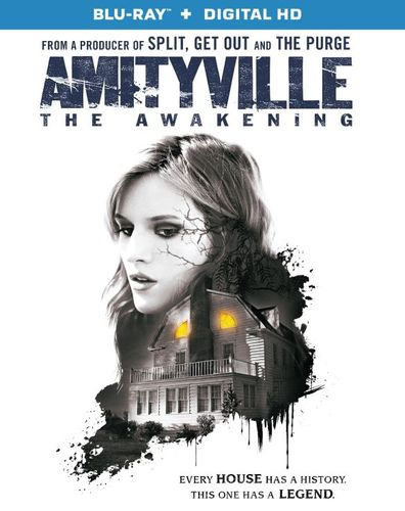 Amityville: The Awakening [Blu-ray] [2017] 6128212