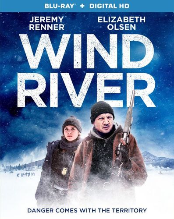 Wind River [Blu-ray] [2017] 6128213