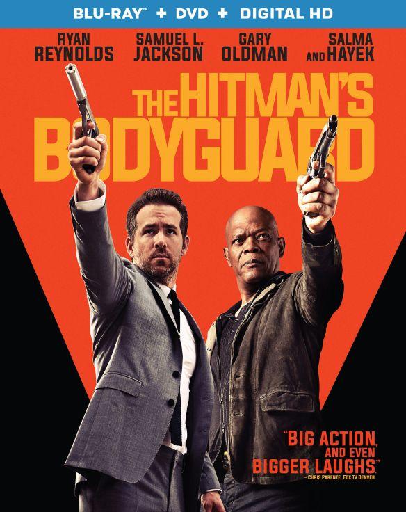 The Hitman's Bodyguard [Blu-ray] [2017] 6129011