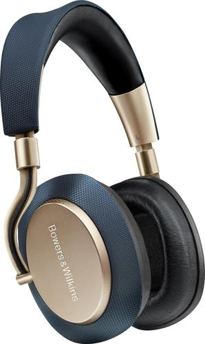 Bowers & Wilkins PX Active Noise Cancelling Wireless Bluetooth Headphones, Soft Gold
