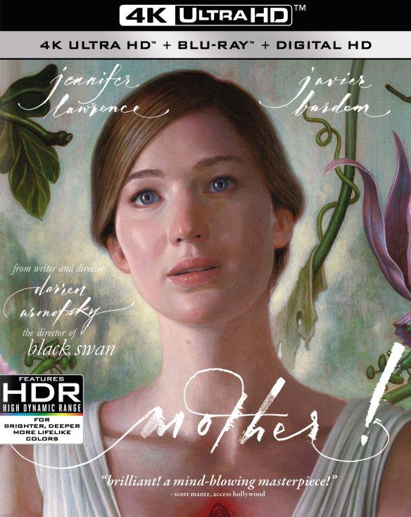 mother! [4K Ultra HD Blu-ray/Blu-ray] [2017] 6129042