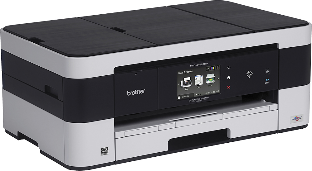 Brother MFCJ4620DW Business Smart Wireless Inkjet AllinOne