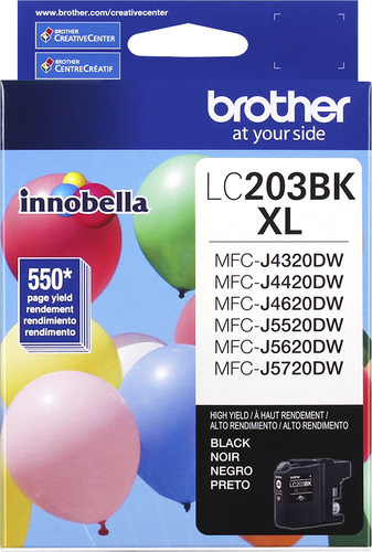 Brother - LC203BK XL...