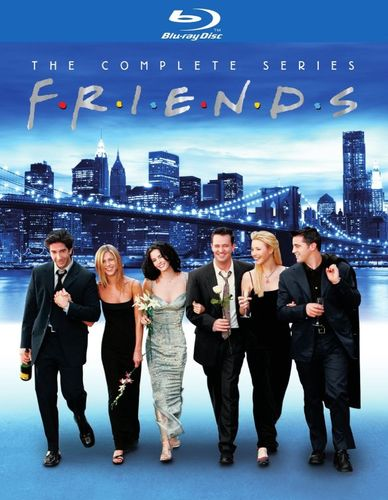 Friends: The Complete Series [Blu-ray] 6130314