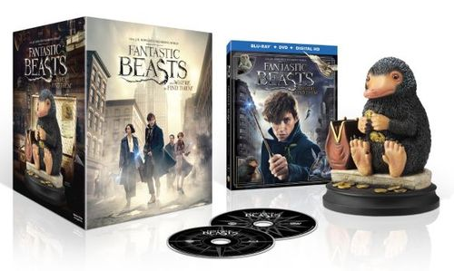 Fantastic Beasts and Where to Find Them [Blu-ray] [2016] 6130316