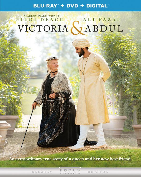 Victoria and Abdul [Blu-ray] [2017] 6130908