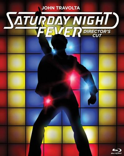 Saturday Night Fever [Anniversary Edition] [Blu-ray] [1977] 6130910