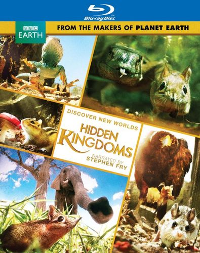 Hidden Kingdoms [Blu-ray] 6131042