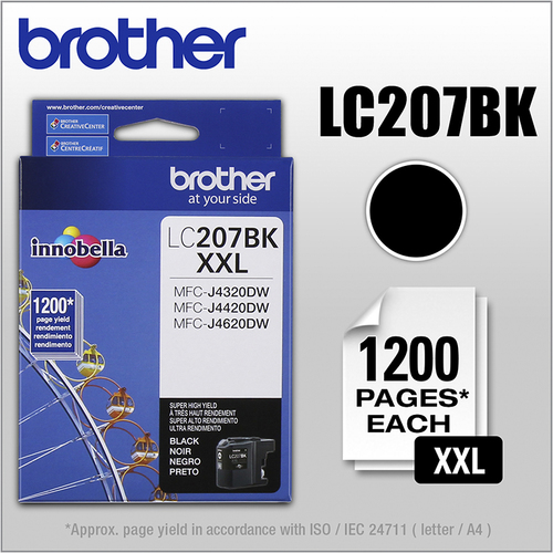 Brother - LC207BK XL...