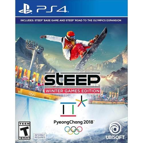 Steep Winter Games Edition...