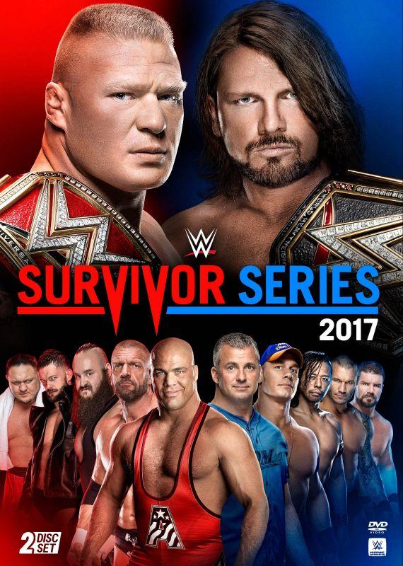 WWE: Survivor Series 2017 [DVD] 6132372