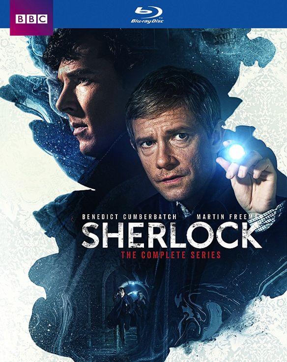 Sherlock: Series 1-4/Sherlock: The Abominable Bride [Gift Set] [Blu-ray] 6132378