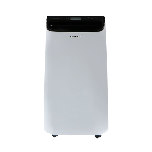 Amana - 449.9 Sq. Ft. Portable Air Conditioner - White/Black 6132639