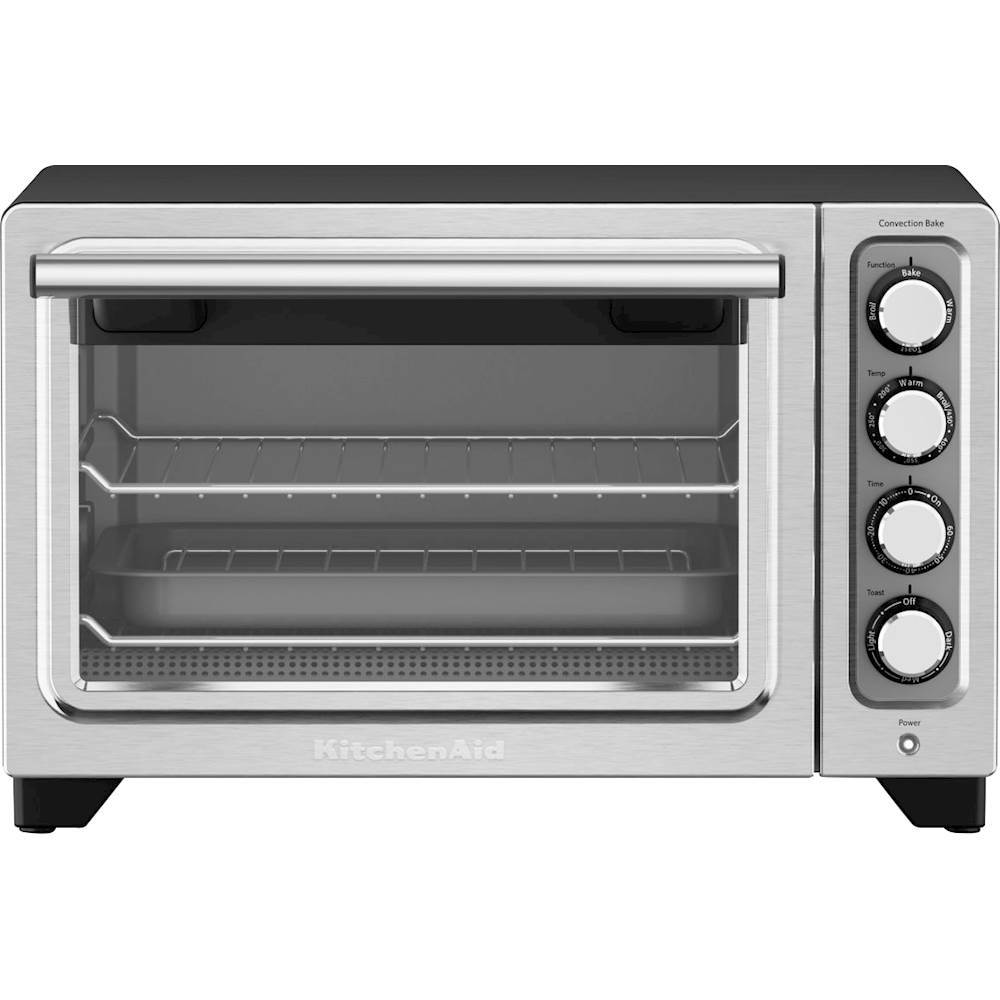 KitchenAid Convection Toaster/Pizza Oven Black Diamond KCO253BM