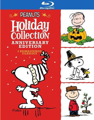 Peanuts Holiday Collection [Anniversary Edition] [Blu-ray] [3 Discs] 6133704