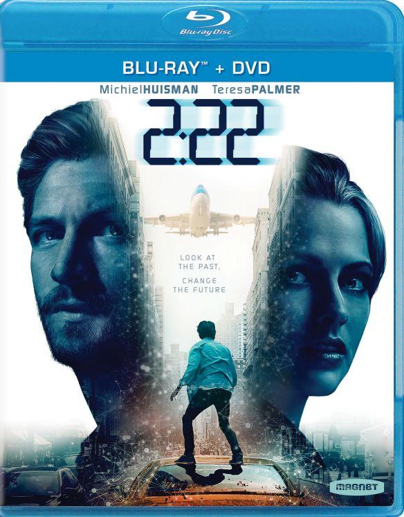 2:22 [Blu-ray/DVD] [2 Discs] [2017] 6133708