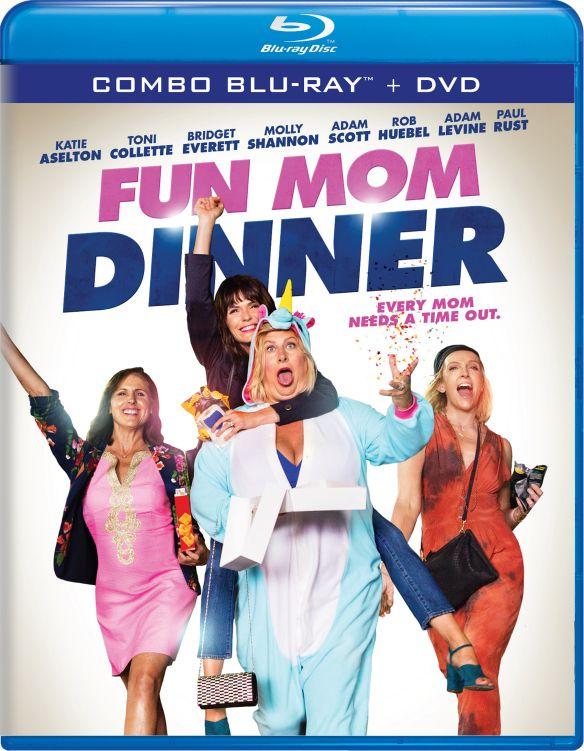 Fun Mom Dinner [Blu-ray] [2017] 6134126