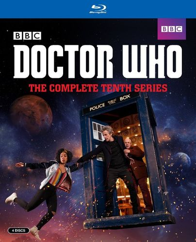 Doctor Who: The Complete Tenth Series [Blu-ray] 6136508