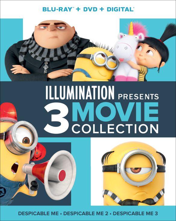 Illumination Presents: 3-Movie Collection [Blu-ray] 6137550