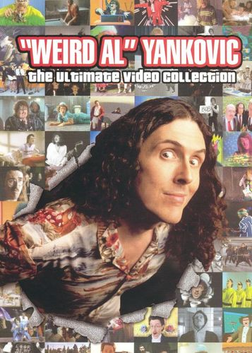 "This DVD collection brings together two-dozen videos from the multi-Grammy-winning musical parodist Weird Al Yankovic. These clips span every phase of his decades-long career, including such early favorites as the Joan Jett parody ""I Love Rocky Road,"" the Nirvana spoof ""Smells Like Nirvana,"" the Devo tribute ""Dare to Be Stupid,"" and more recent numbers like the Coolio-inspired ""Amish Paradise,"" and the Star Wars/Don McLean mishmash ""The Saga Begins."" English soundtracks are rendered in both Dolby Digital 5.1 and Dolby Digital Stereo. English subtitles are accessible. Supplemental materials include clips from Yankovic's Saturday morning television show and a great clip of his first appearance on network television when he played ""Another One Rides the Bus,"" on Tom Snyder's The Tomorrow Show."