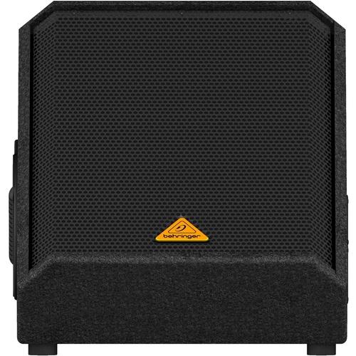 """Behringer - Eurolive 12"""" 600-Watt Passive 2-Way Floor Speaker (Each) - Black"""