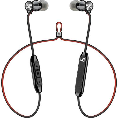 Sennheiser - HD1 Free Wireless In-Ear Headphones - Black