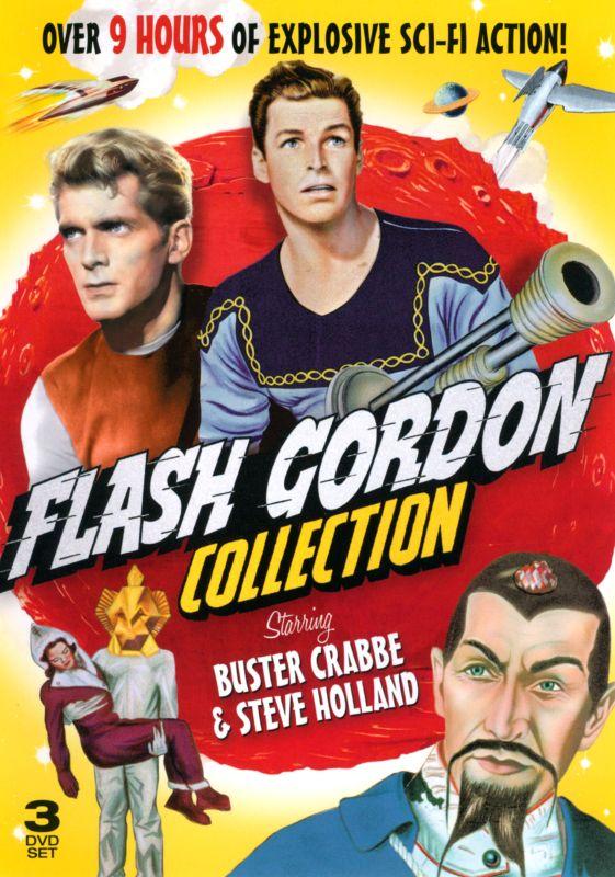 Flash Gordon Collection [3 Discs] [DVD] 6140214