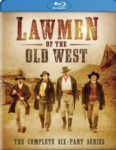 Lawmen of the Old West [Blu-ray] 6140232