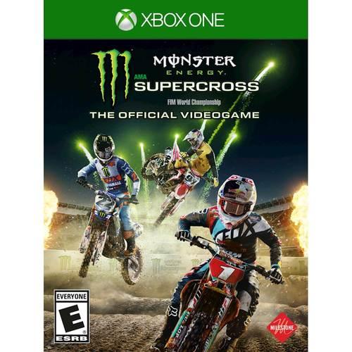Monster Energy Supercross...