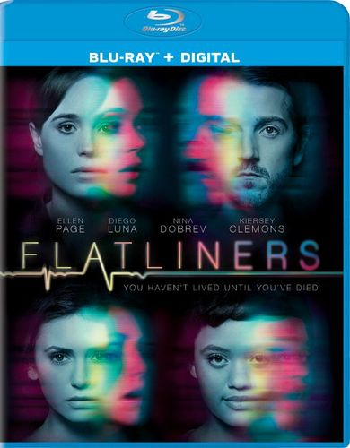 Flatliners [Includes Digital Copy] [Blu-ray] [2017] 6144920