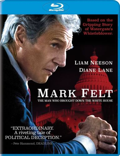 Mark Felt: The Man Who Brought Down the White House [Blu-ray] [2017] 6144921