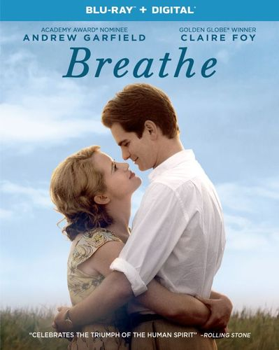 Breathe [Blu-ray] [2017] 6145010